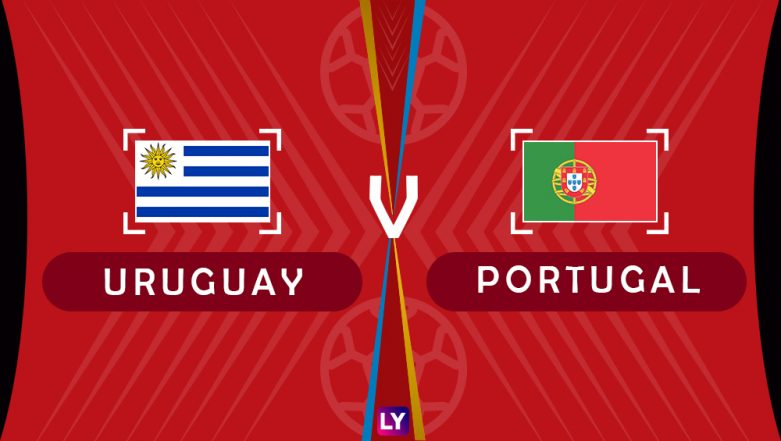 Uruguay vs Portugal, Live Streaming of Round of 16 Football Match 2: Get Knockout Stage Telecast & Free Online Stream Details in India for 2018 FIFA World Cup