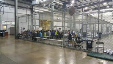 Chain-link Cages and Family Separation: Donald Trump's Policy to Stop Asylum Seekers