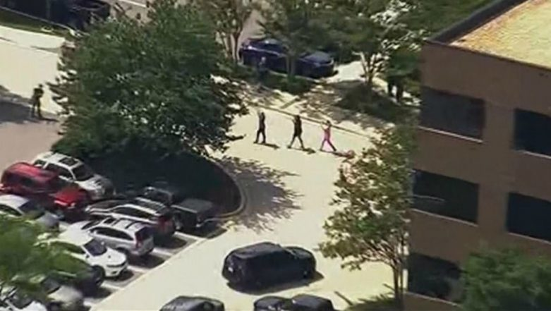 Annapolis Shooting: Maryland's Capital Gazette Newspaper Office in US Attacked, Several Dead