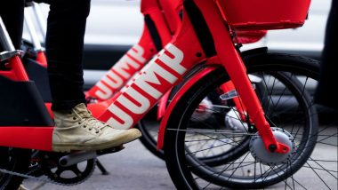 Uber to Launch E-bikes Sharing Service in Seattle, Provided by JUMP