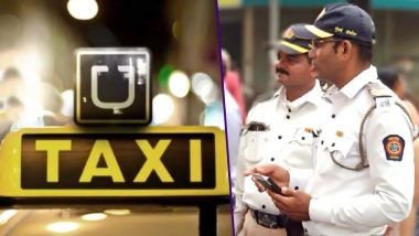 Bengaluru Traffic Police Urges Ola, Uber to Have Own Parking Spaces to Reduce Congestion on Roads