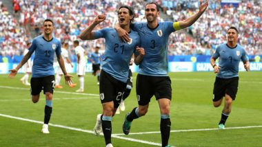 France vs Uruguay Head-to-Head; La Celeste Has an Upper Hand Over Les Bleus Ahead of 2018 FIFA World Cup Quarters