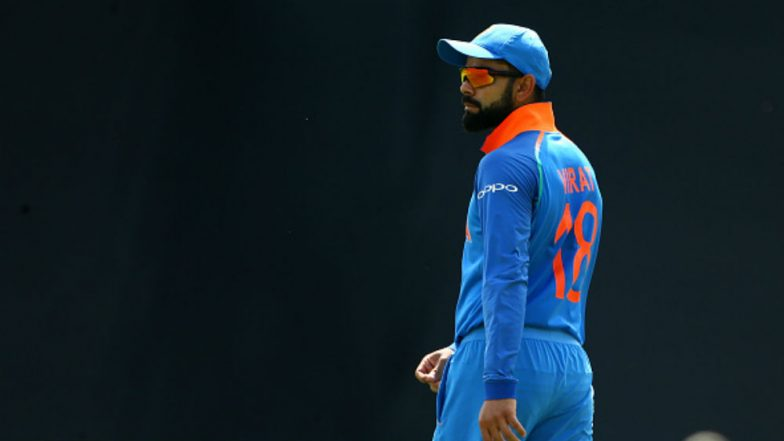 Here's How Virat Kohli's Indian Cricket Team Can Overtake England As the Number One Ranked ODI Side During the Upcoming Series
