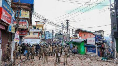 Shillong: Tourism Hit Due to Violence
