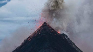 Volcanic Eruptions Kill Marine Life, Says Study