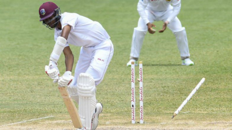 Windies vs Sri Lanka Live Streaming: Get Live Cricket Score, Watch Free Telecast of WI vs SL 3rd Test 2018 on TV & Online