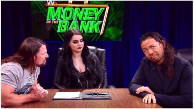 WWE SmackDown LIVE Highlights: AJ Styles Slaps Shinsuke Nakamura During MITB Contract Signing; The New Day Trolls The Miz!