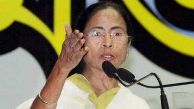 West Bengal CM Mamata Banerjee Says, 'Country Heading Towards Presidential Form of Government'