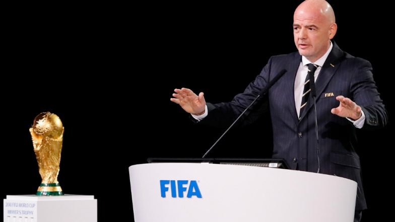 Will FIFA World Cup 2018 be the Best in Football History? President Gianni Infantino Feels So!