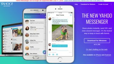 download yahoo video call messenger