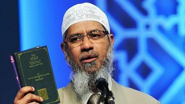 Zakir Naik Speeches and Videos Radicalised Majority of 127 People Arrested for ISIS Links in India: NIA