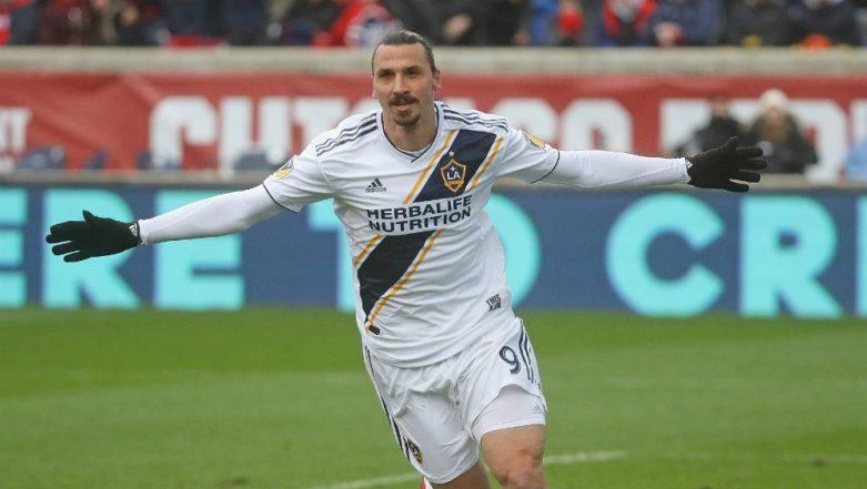 Zlatan Ibrahimovic Vows to 'Break Every Record in MLS This Season'