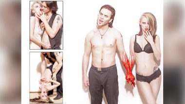 Polyamorous Vampire Couple Reveal How They Use Sexual Energy and Blood to Feed Themselves