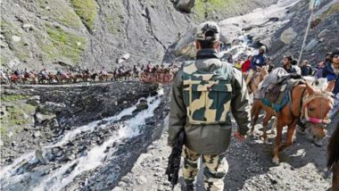 Amarnath Yatra 2020 Dates: Pilgrimage in Jammu & Kashmir to Commence From June 23, End on August 3