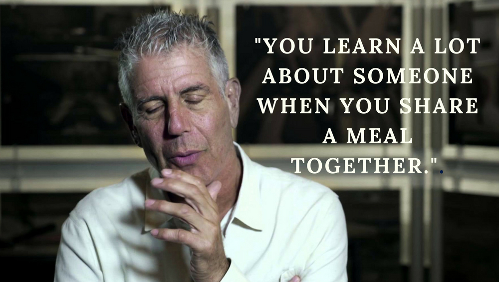 10 Quotes by Anthony Bourdain That Will Strike A Chord With Anyone Who  Loves Food | 🍔 LatestLY