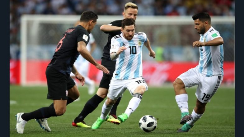 2018 FIFA World Cup Video Diaries: Two Minutes Silence at an Argentina's Media Outlet After the Team Lost To Croatia