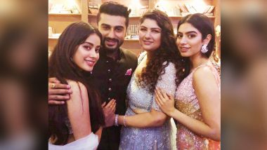 Arjun Kapoor Birthday: Why The 'Most Wanted Munda' Is Also a Perfect Brother To His Sisters Anshula, Khushi and Janhvi!