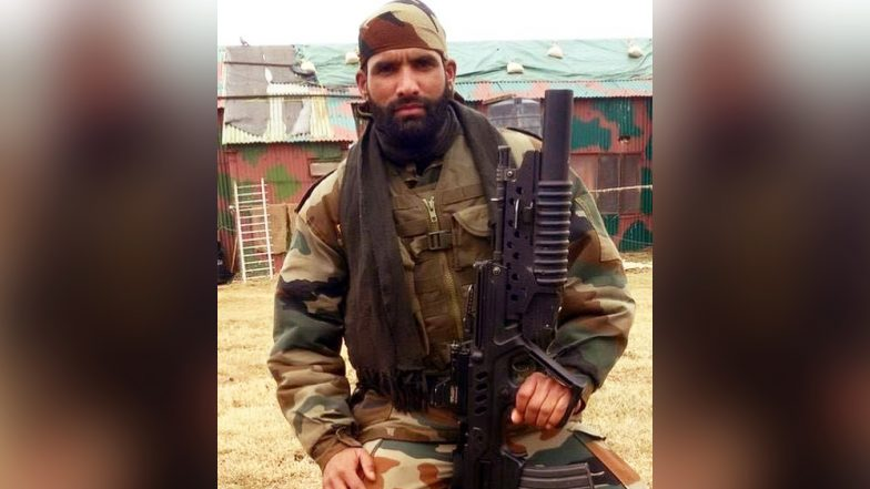 Aurangzeb, the Army Man Who Was Abducted by Terrorists, Found Dead at Gusoo in Jammu and Kashmir's Pulwama
