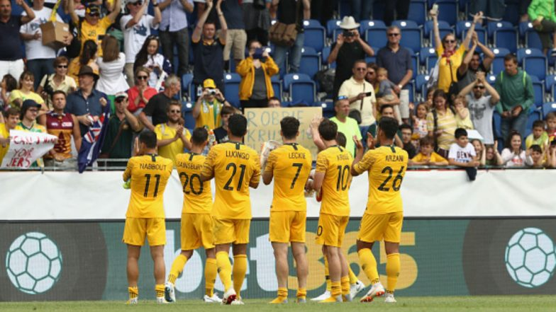 Palestine vs Australia, AFC Asian Cup 2019 Live Streaming Online: How to Get Asia Cup Match Live Telecast on TV & Free Football Score Updates in Indian Time?