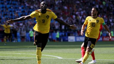 Belgium vs Tunisia Match Result and Highlights: Romelu Lukaku, Eden Hazard Power Belgium to Brink of 2018 FIFA World Cup Last 16