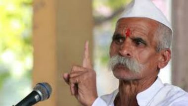 Maharashtra Activist Sambhaji Bhide Gets Notice For Claiming His Farm Mangoes Benefit 'Childless Couple'