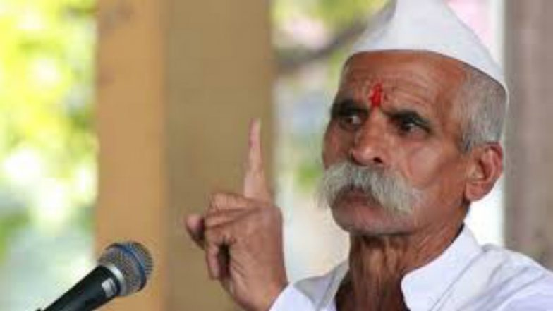 Many Couples Had Sons After Eating Mangoes From My Orchard Says RSS Activist Sambhaji Bhide, Faces Backlash