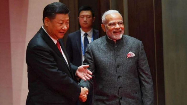Chinese President Xi Jinping Congratulates PM Narendra Modi Over BJP's Landslide Victory in Lok Sabha Elections 2019