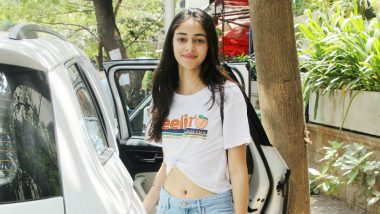 Ananya Pandey, Chunky Pandey's Daughter, Escapes an Accident On Student Of The Year 2 Sets!