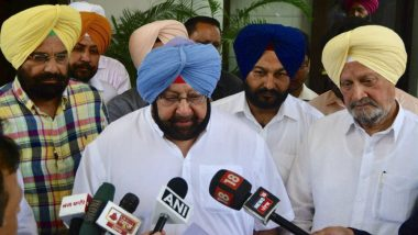 Amritsar Blast: Capt Amarinder Singh Announces Rs 50 Lakh Reward for Information leading to Suspects