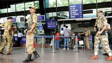 To Avert 9/11-Type Terror Attack, CISF Personnel Asked Not to be Over-Friendly With Passengers at Airports