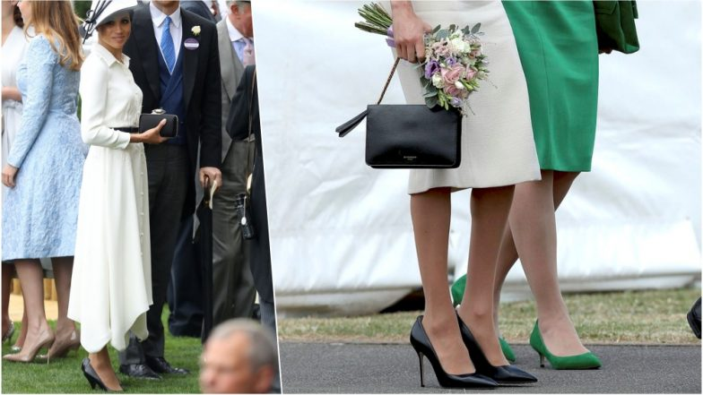 Meghan Markle's Shoes Are Always a Tad Bit Bigger! We Finally Know the Reason Why