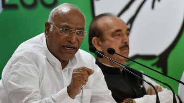 What Hitler Did in Germany, PM Modi Wants to do in India: Congress' Mallikarjun Kharge