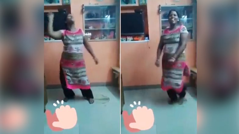 'Hello Friends, Chai Pi Lo' Aunty is Hilariously Dancing to Zara Sa Jhoom Loon Mein in This New Video