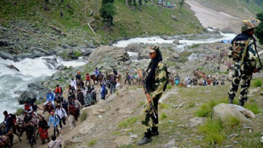 Amarnath Yatra 2018: Security Beefed up at Udhampur Railway Station, 24x7 Helpline Started for Pilgrims
