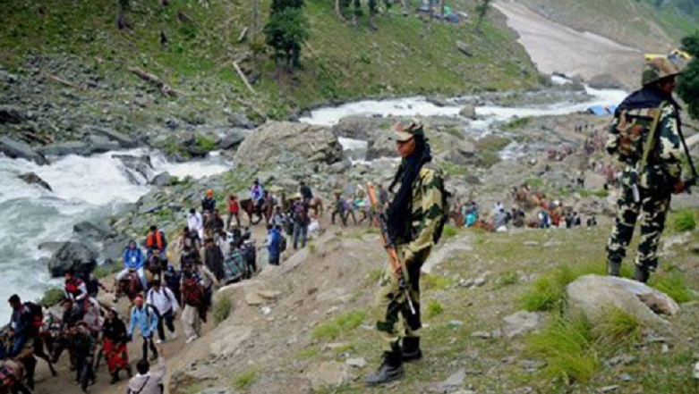 Two Amarnath Pilgrims From Punjab Killed, 6 Others Injured in Road Accident in J&K's Kulgam district