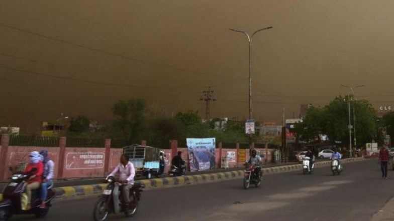 Delhi Weather Update: Air Quality Improves in National Capital and NCR, Dusty Conditions to Continue for Two More Days