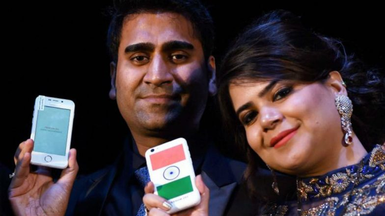 'Freedom 251' Founder Mohit Goel Who Offered World's Cheapest Smartphone Under Brand 'Ringing Bells', Arrested by Delhi Police