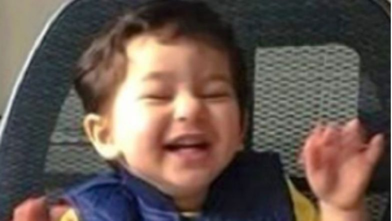 Taimur Ali Khan Finally Spotted and Now We Can Heave a Sigh of Relief!