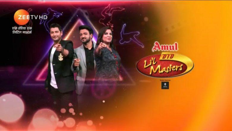 Dance India Dance L'il Masters Finale: Farah Khan's Favourite Jiya Thakur Declared Winner of This Season