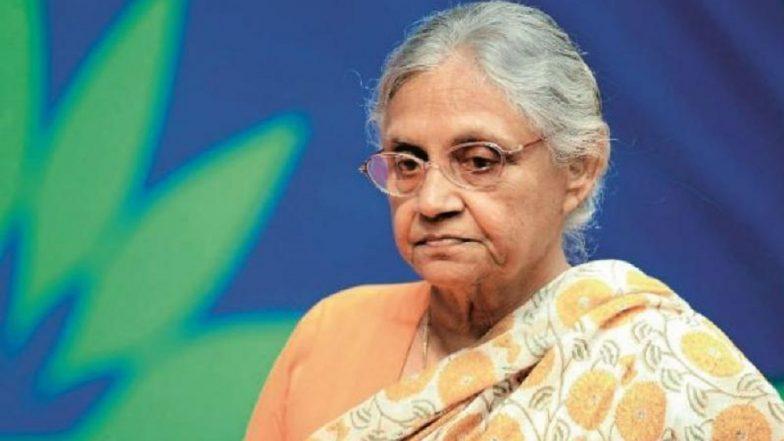 Former Delhi CM and Congress Leader Sheila Dixit Slams Arvind Kejriwal Over Attack on PM Modi-Led Central Government