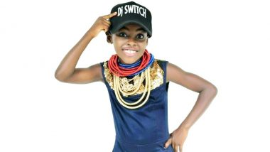 DJ Switch, 10-Year-Old Girl From Ghana is Taking Internet by Storm, Watch Her Music Video