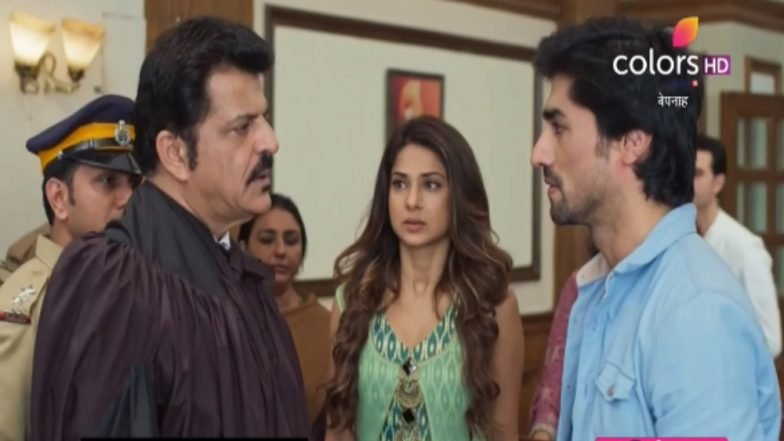 Bepannah Written Episode Update, June 14, 2018: Aditya Decides to