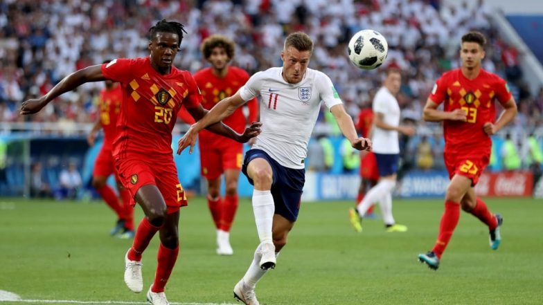 England vs Belgium Match Result and Video Highlights: Belgium Beats Harry Kane Led England by 1-0 at FIFA World Cup 2018