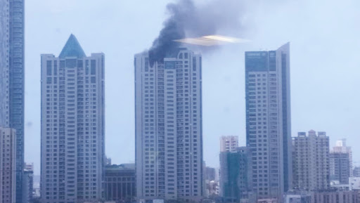 Mumbai Fire: What We Know About The Blaze at BeauMonde Building in Prabhadevi