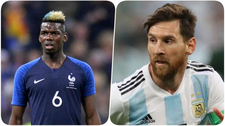 France vs Argentina Head-to-Head; South American Team Has an Upper Hand Over Les Bleus Ahead of 2018 FIFA World Cup Pre-Quarters