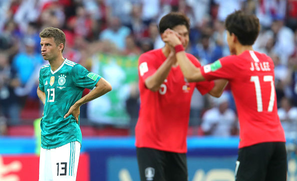 Germany Knocked Out of 2018 FIFA World Cup Following Defeat Against South Korea, Twitterati Come up With Mixed Reactions