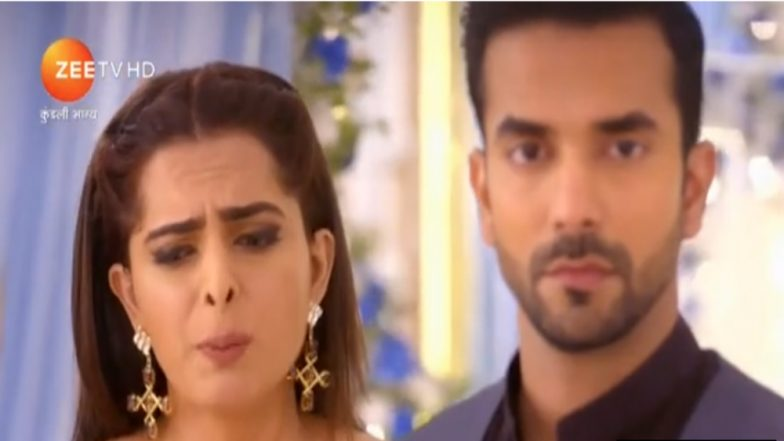 Kundali Bhagya 20th July 2018 Written Update of Full Episode: Karan and Preeta Tell Rishabh The Entire Truth About Sherlin