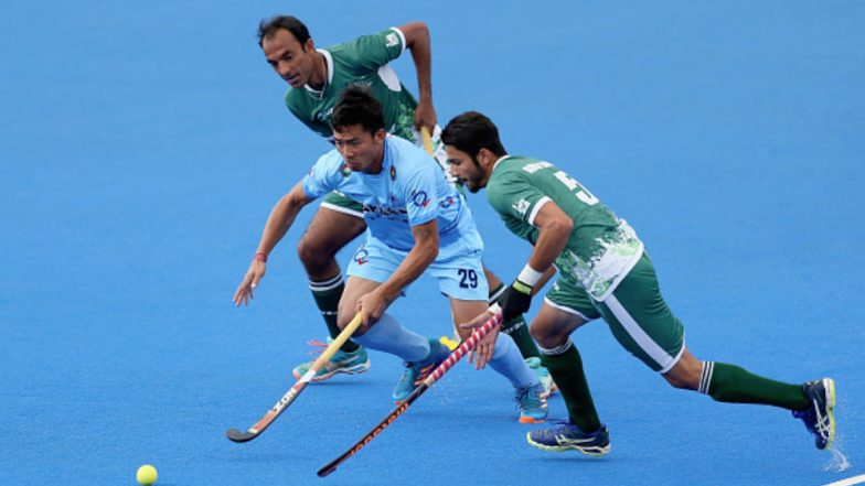 Live Streaming of India vs Pakistan Hockey Match: Get Telecast & Free Online Stream Details of IND vs PAK Asian Hockey Champions Trophy Final 2018 Contest