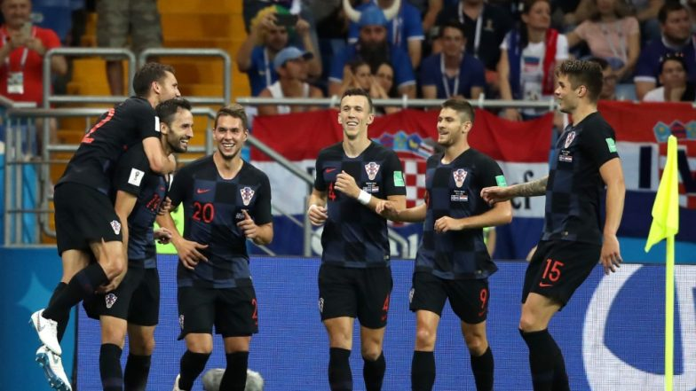 Iceland vs Croatia Match Result and Video Highlights: Croatia Beats Iceland by 2-1 at the 2018 FIFA World Cup