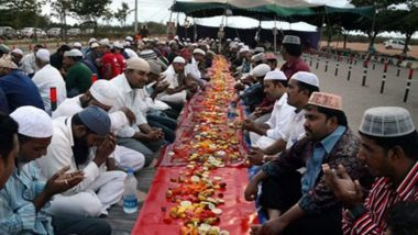 Ayodhya Temple Sets Example of Communal Harmony, Hosts Iftar For Muslims